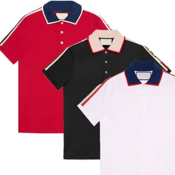 d25b4dfe7778 Gucci Other - Gucci red men s polo